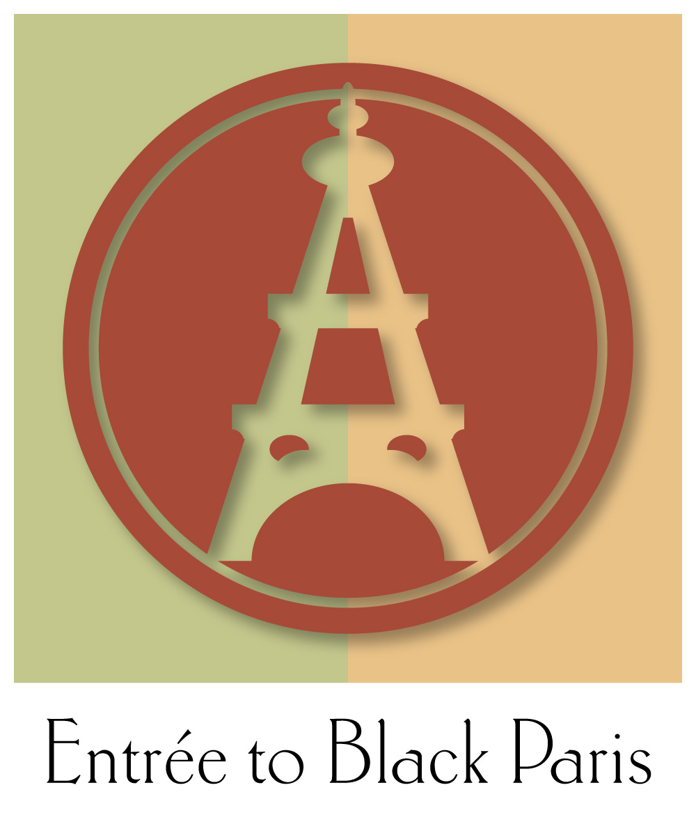 Entrée to Black Paris Logo