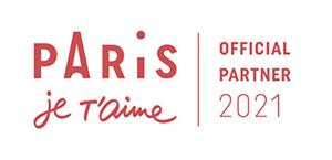 Paris Je t'aime logo
