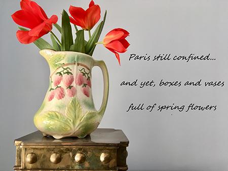 April Haiku