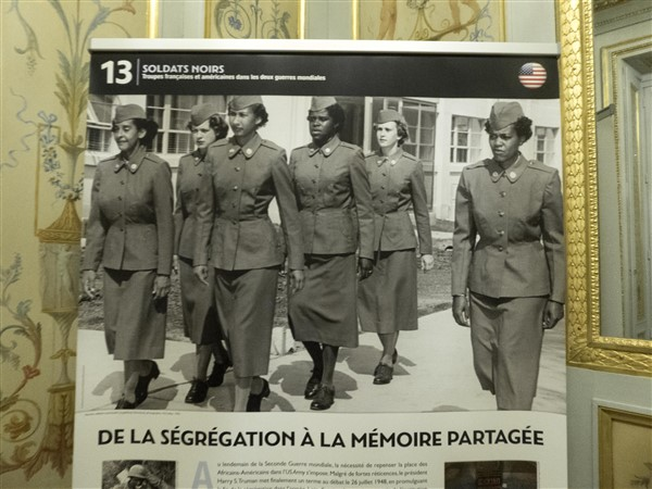 Soldats Noir - Poster 13 - Black Female Military