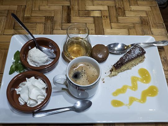 Café gourmand agricole