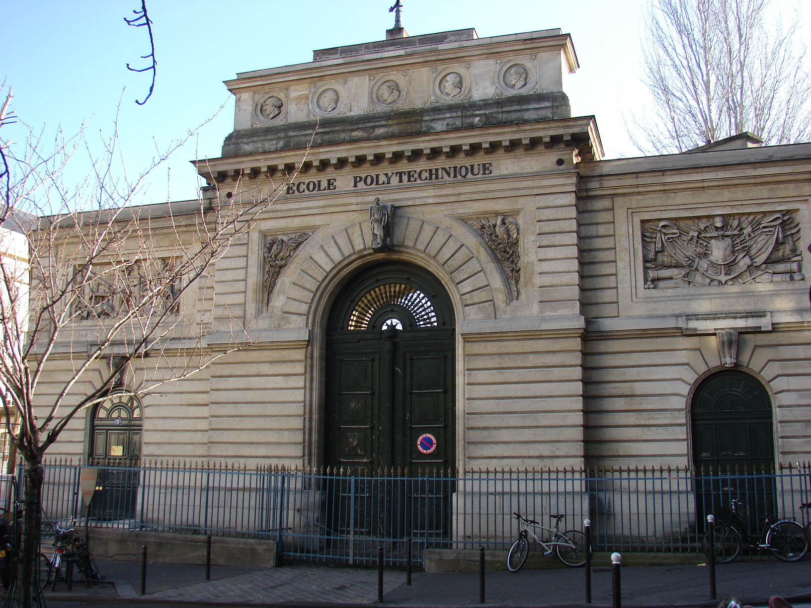Ecole Polytechnique Entrance - Paris 5