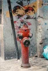 [Fire hydrant]