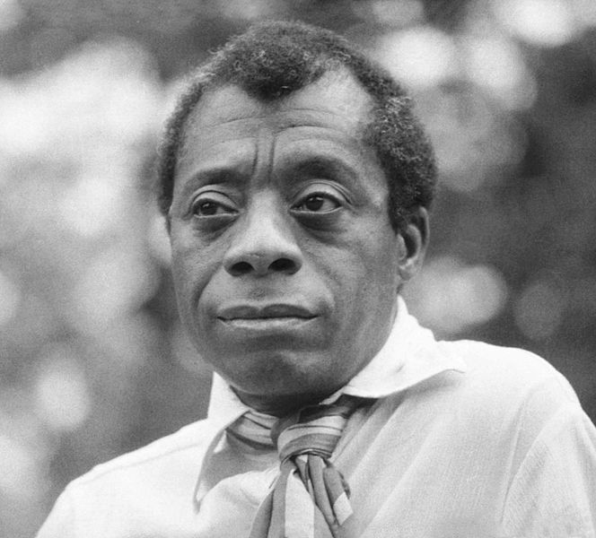 James Baldwin_Allan Warren_Creative Commons License_Wikimedia Commons