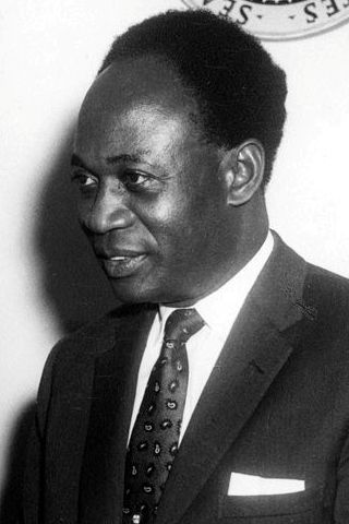Kwame Nkrumah_8 March 1961