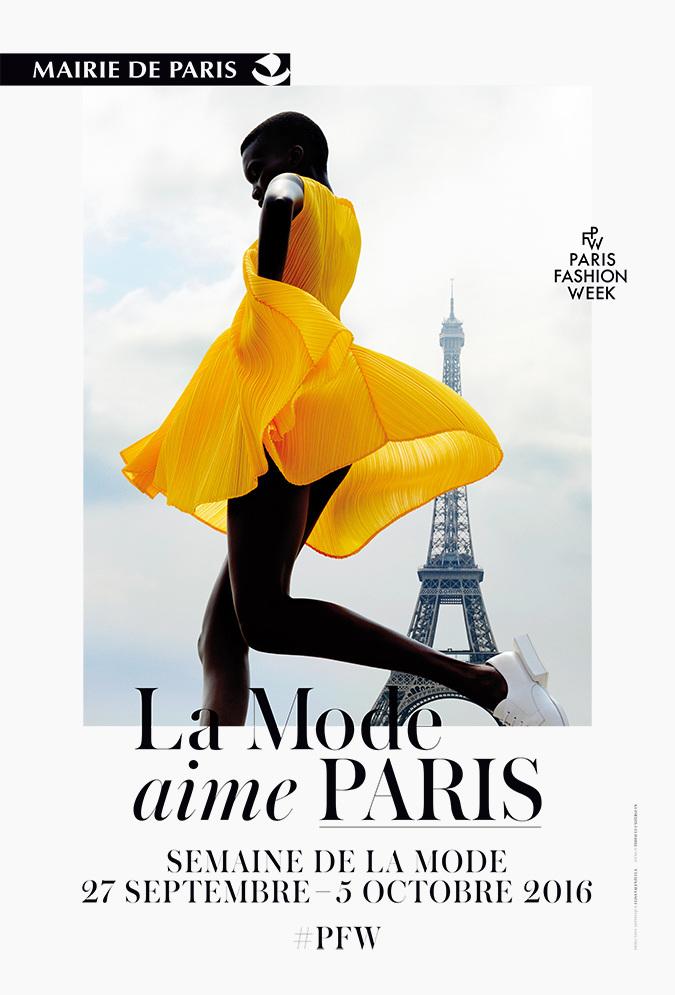 La Mode Aime Paris