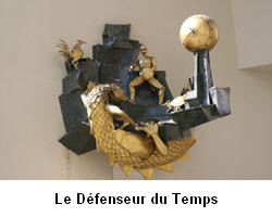 Le Defenseur du Temps