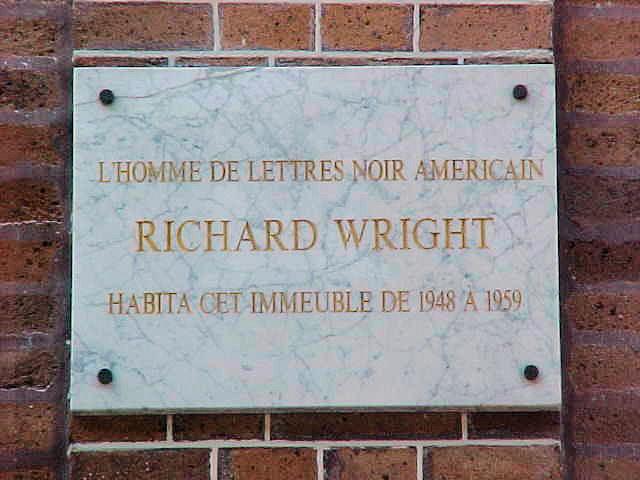 Wright commemorative plaque