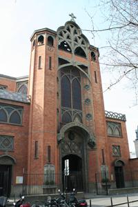 Saint-Jean de Montmartre church