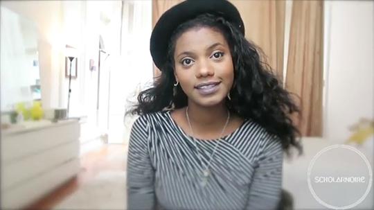 Sonita Moss_ScholarNoire Fulbright video