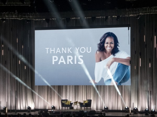Thank you Paris