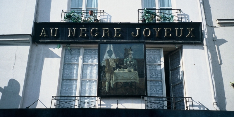 Au Nègre Joyeux to Be Moved to the Museum of Paris History