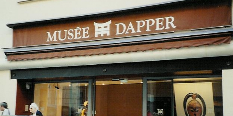 Missing the Musée Dapper