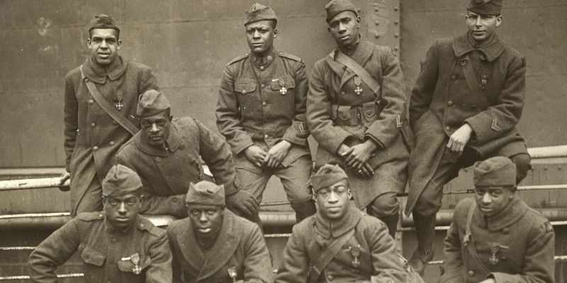 The Harlem Hellfighters' Great War