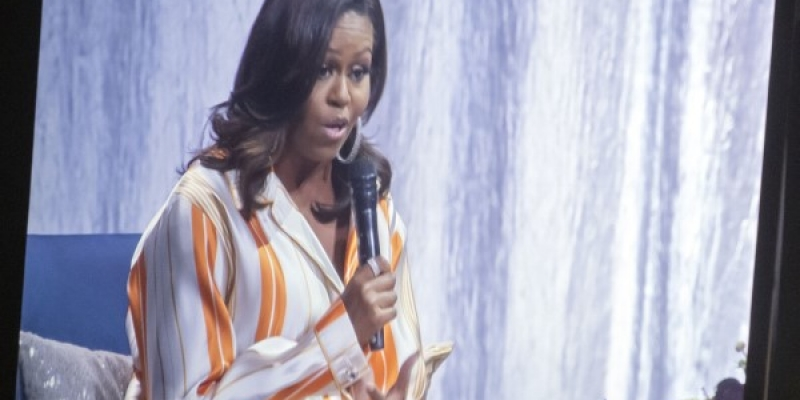 Michelle Obama in Paris