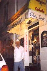 [Chez Lucie restaurant]