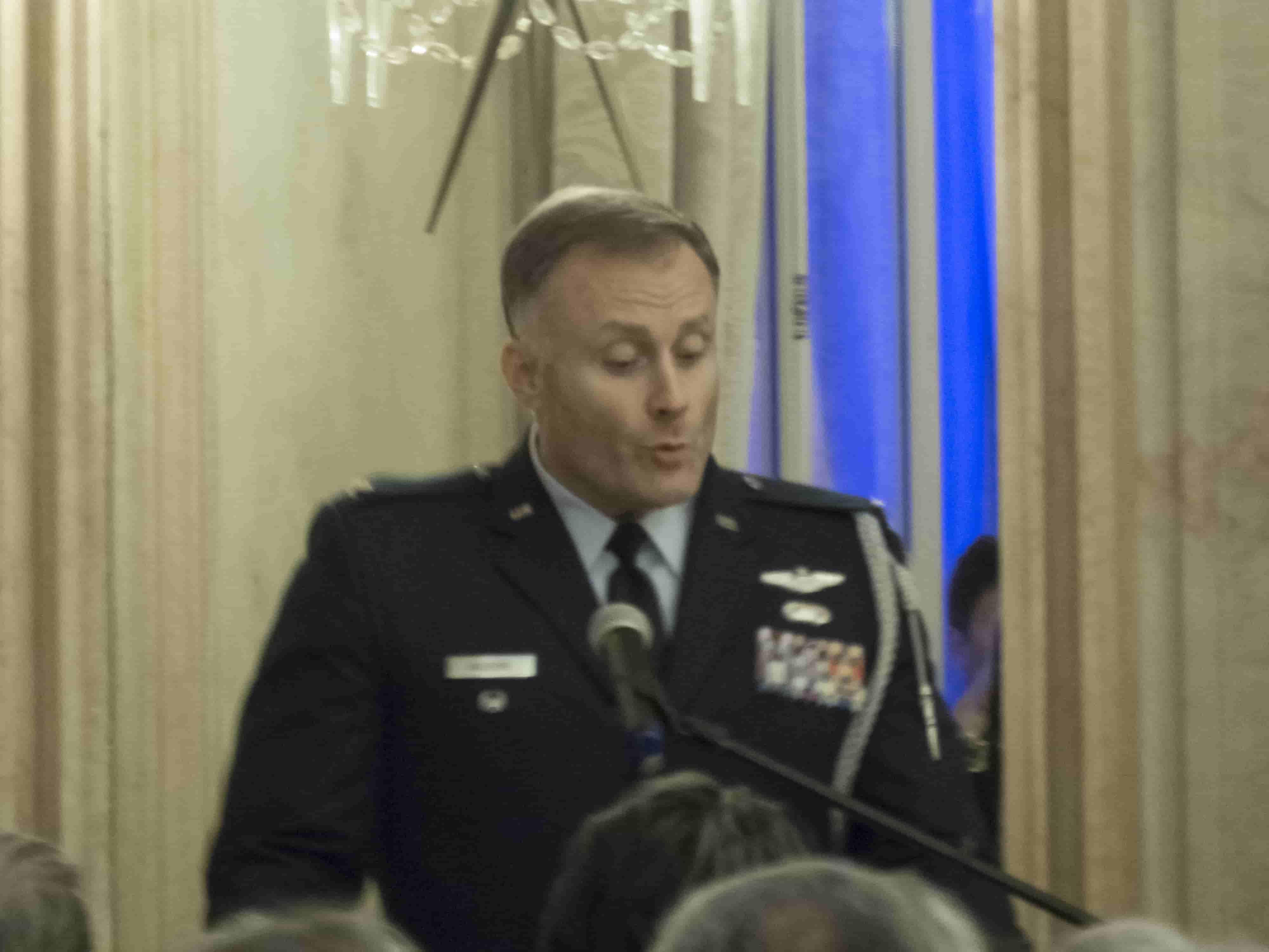 Colonel Jack Aalborg