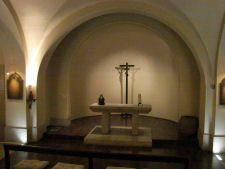 Crypt of Montmartre