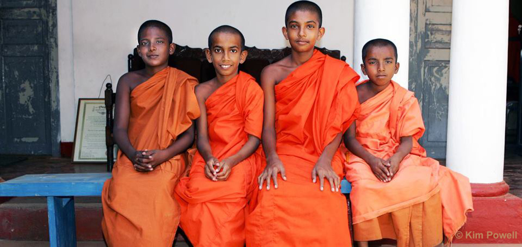 Sri Lankan youngsters