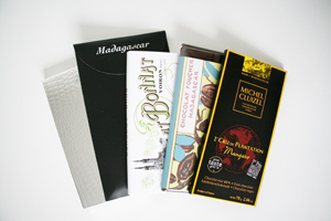 Five Malagasy Chocolates