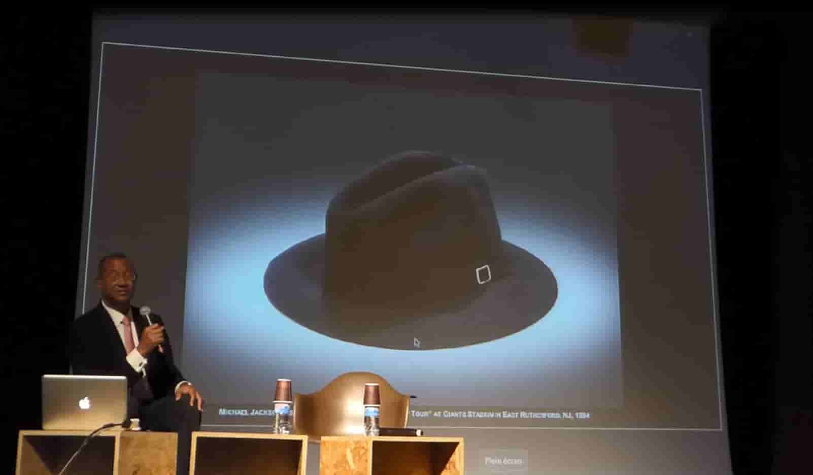 NMAAHC collection - Michael Jackson's hat