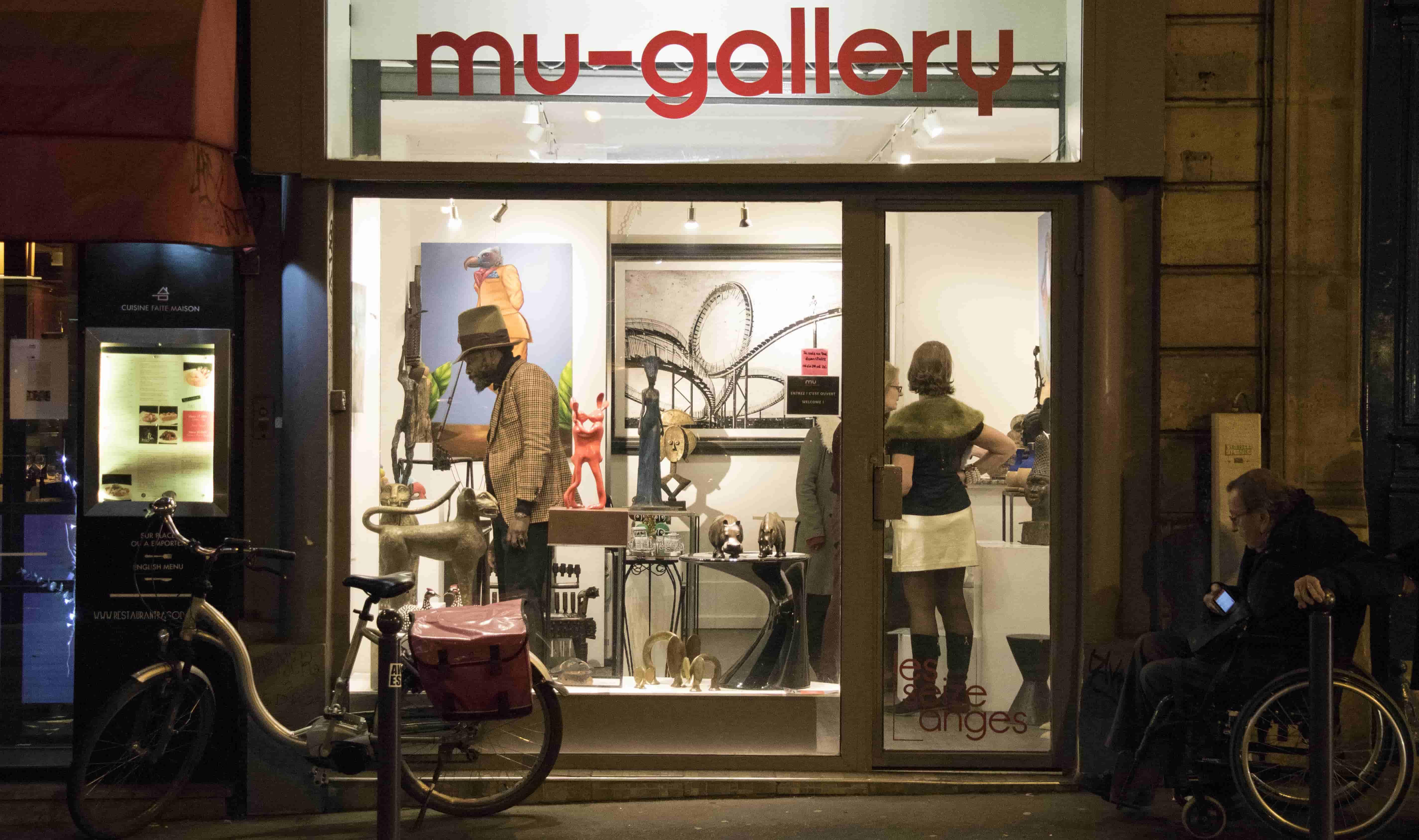 Mu Gallery - Dandy & Sapeurs