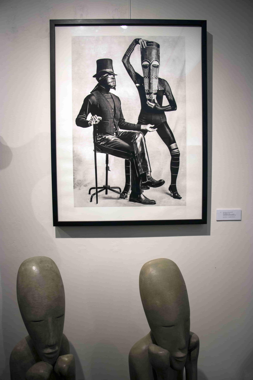 Photo Lea Lund & Erik K_Sculptures Marie B